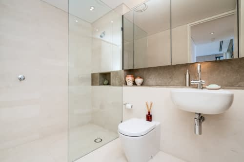 Bella Vista Deluxe Bathroom Renovation Package