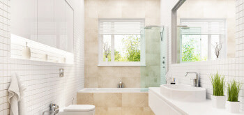 Complete Bathroom Renovations Increase Your Living Standards