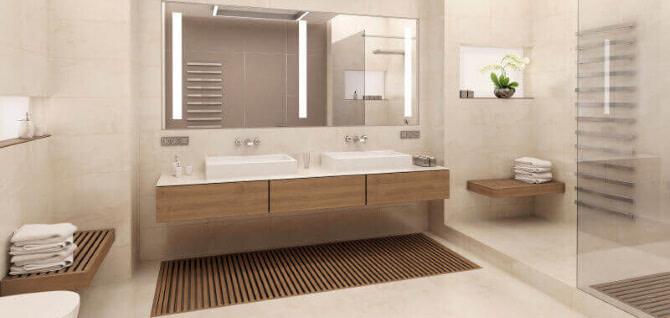Popular Bathroom Renovation Packages