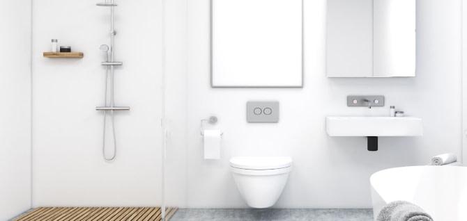 Sydney Bathroom Renovation Packages