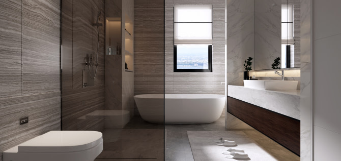 Stylish Bathroom Renovation Packages