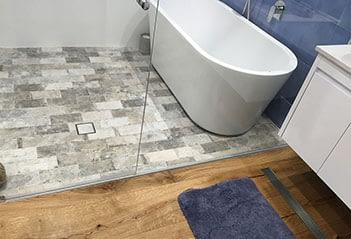 Beautiful Floor Tiling